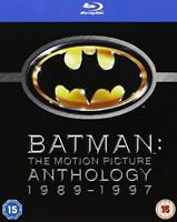 Batman  The Motion Picture Anthology 19891997 [Bluray][Region Free] [2005] [DVD]