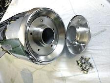 HONDA x4 SC 38 inserti in acciaio inox 1300
