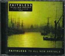 """●●● FAITHLESS """"To All New Arrivals"""" CD-Album"""