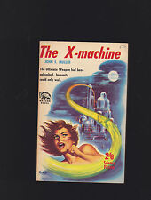 VINTAGE UK PB.BADGER SCIENCE FICTION STORIES#74.GREAT  COVER.RARE TITLE.