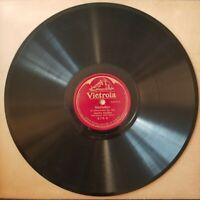 Jascha Heifetz 78 RPM Meditation/Serenade Victrola #676 Recorded 1919 Shellac