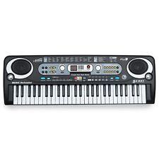 Toyrific Academy of Music 54 Tastiera Tasti Pianoforte Elettrico Musica Bambini Giocattolo Musicale