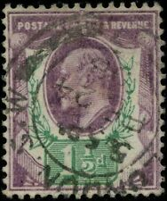 Great Britain 1902 stamps definitive USED SG 224 CV $23.40 170708101