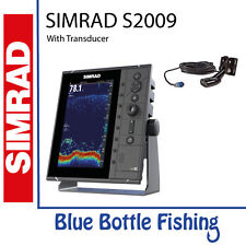 SIMRAD S2009 Fish Finder Sounder With 50/200