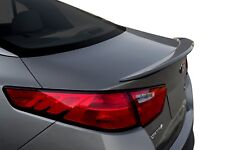 PAINTED Wing Spoiler NO DRILL FACTORY STYLE For: KIA OPTIMA 2014-2015