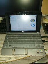 HP MINI NOTE HSTNN-146C 120GB HDD VIA C7-M 1200MHz PROCSSOR 1.20 2GB RAM