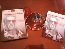 TERMINATOR DVD ARNOLD Schwarzenegger ESPAÑOL ENGLISH