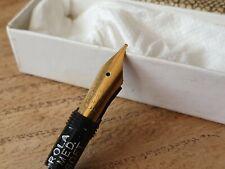 Vintage New Osmiroid Rolatip Medium Soft Nib,made in England,never been inked.