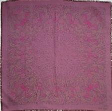 -Superbe Foulard RENATO BALESTRA   100% cachemire  TBEG  vintage scarf