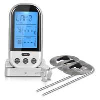 Thermometre a viande sans fil de cuisine numerique de cuisson instantanee ave V5