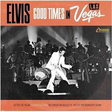 ELVIS PRESLEY - GOOD TIMES IN LAS VEGAS  -  Touchdown Label