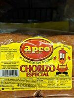 Apco Chorizo Especial 12 Oz (4 Pack)