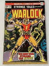 Strange Tales #178 (Feb 1975, Marvel) Adam Warlock