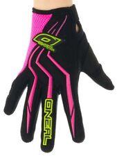 Motocross-und Offroad-Handschuhe aus Gummi Klettverschluss
