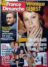 Mag 2010: VERONIQUE GENEST_FRANK MICHAEL_PETULA CLARK_SHEILA_LOUIS JOUVET