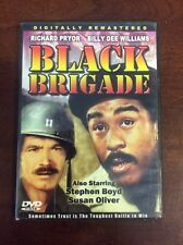 Black Brigade DVD (2004, DVD)Richard Pryor Billie Dee Williams RecycledDVD.com