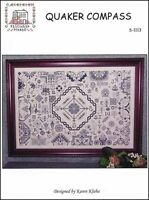 Quakers /& Quilts by Rosewood Manor S-1168 designs by Karen Kluba//Pamphlet