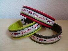 Hundehalsband Glückspilz