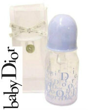 100%AUTHENTIC MOST RARE Edition BABY BOY DIOR Designer LOGO BLUE BOTTLE SOLD-OUT