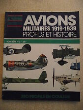 Connaissance de l'Histoire n° 2 HORS SERIE. Avions militaires 1919/1939