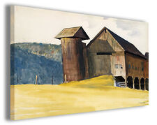 Quadro moderno Hopper Edward vol IX stampa su tela canvas pittori famosi