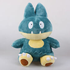 "Official 13"" 33Cm Munchlax Licensed Pokemon Plush Toys Soft Stuffed Animal Doll"