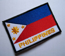 REPUBLIC OF THE PHILIPPINES NATIONAL FLAG Sew on Patch