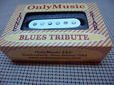 "Compatible with STRATOCASTER  OnlyMusic BLUES TRIBUTE ""LONE STAR"" BRIDGE PICKUP"