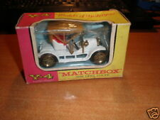 Matchbox of Yesteryear Y-4  1909 Opel Coupé MIB 1:43