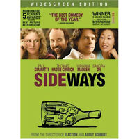 Sideways DVD WS Paul Giamatti - PERFECT