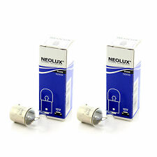 245 R10W Neolux Tail Lights Bulbs Standard Low Cost Direct Replacement
