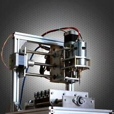 DIY CNC Router 3 Axis Engraver Machine Engraving PCB Milling Wood Carving Tool