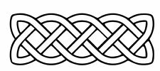 Celtic knot Car Decal / Sticker