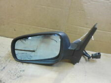 97-05 VW Golf Bora OEM Left Driver Side View Mirror 5-Wire Black