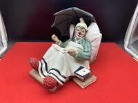 Original Gilde Clown Der verliebte Poet 20 cm. Top Zustand