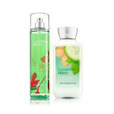 Bath & Bodyworks Cucumber Melon SET