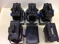 LOT of 5 FESTO FPC 101AF-LED + 4 DIDACTIC programmable logic controllers *READ*
