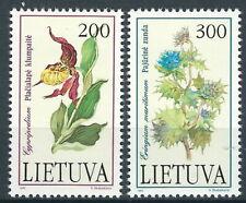 Litauen - Tier- und Pflanzenarten Satz postfrisch 1992 Mi. 499-500