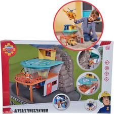Simba Feuerwehrmann Sam Bergrettung mit Figur
