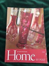 Vintage Laura Ashley Home Catalogue - Autumn/Winter 2002