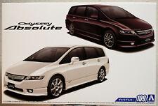 2006 Honda Odyssey Absolute JDM 1:24 Aoshima 057384
