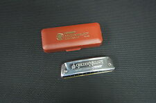 Harmonica Diatonic Hohner Golden Melody Tones Major / All Major keys