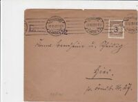 german 1923 stamps cover  ref 18864