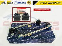 FOR HONDA CIVIC FN2 2.0 TYPE R FRONT ANTIROLL BAR STABILISER HD LINKS BUSHES