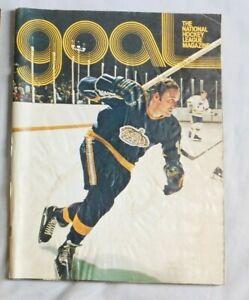 1975 Philadelphia Flyers Vs Los Angeles Kings Playoff Program 11/6/75