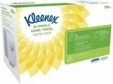 Kleenex 7996 Slimfold Hand Towel Starter Pack with Dispenser & Hand Towel Rolls