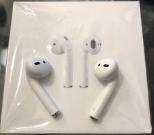 NEW Apple AirPods LEFT & RIGHT EAR BUDS ONLY from APPLE STORE  & Warranty APLIED
