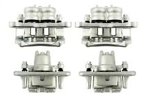 SET of Brake Calipers (FRONT+REAR) For Mitsubishi Shogun 3.2DID V68/V78/V88  00>