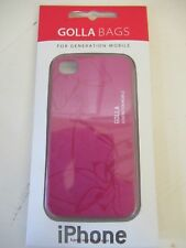iPhone 4 Golla Bags pink hard case cover