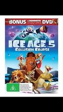 Ice Age 5 - Collision Course (DVD, 2016) Brand New Sealed R4 - 2 Disc Edition